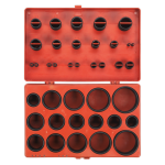 419 Piece Assorted Rubber O Ring Seals Kit Box - Metric - 32 Sizes