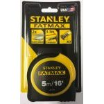 Stanley FatMax 0-33-719 Heavy Duty Tape Measure 5m/16ft x 31.7mm Wide