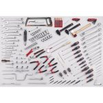 Facom CU.AE50 Commercial Airline Maintenance Kit (Engine Fitters Set)