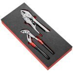 FACOM MODM.PR12 2 Pce. ADJUSTABLE PLIER MODULE SET