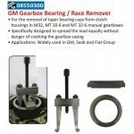 Sykes Pickavant 08550300 GM Gearbox Bearing / Race Remover