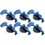 Expert by Facom E201507 6 Pce. Suction Pad Clamps