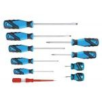 Gedore 2150-2160 PH-010 3C 10 Piece Screwdriver Set