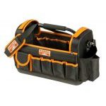 Bahco 3100TB Hard Base Open Tote Tool Bag 450mm 17""