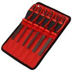 Sealey Premier Tools AK580 6 Piece Engineers File Set