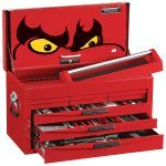 Teng TC8140NF 140 Piece Service Tool Kit in 6 Drawer Tool Chest