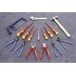KING DICK TKUE01 16 Pce. ELECTRICIANS SERVICE STARTER KIT