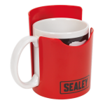 Sealey APCH Magnetic Cup / Can / Mug Holder - Fix a cuppa on your toolbox!