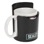 Sealey APCHB Magnetic Cup / Can / Mug Holder - Fix a cuppa on your toolbox!