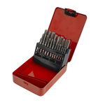 Sealey Tools AK3021 21 Piece Tap Set M3 - M12 (Threading)