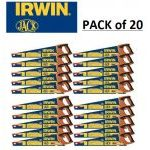 "20 Pack - Irwin Jack 10505212 880UN Universal 20""/550mm HardPoint Wood Hand Saws"