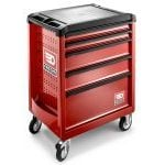 Facom ROLL.5M3 5 Drawer Mobile Roller Cabinet Red