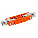 Bahco MK5 Double Joint '5 In 1' Control Cabinet Key